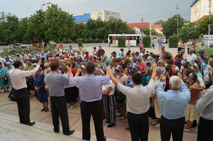 Gagauzia 03 Despre Evanghelizare în Gagauzia