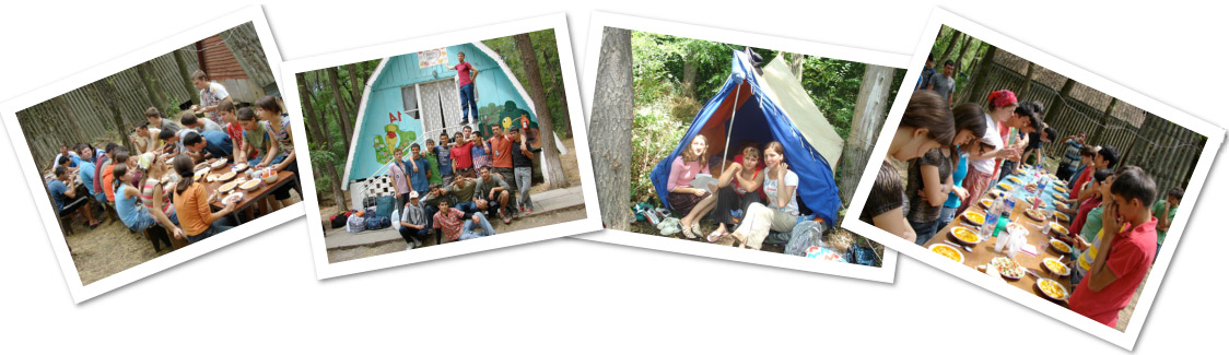 Neemia Camp Nehemiah