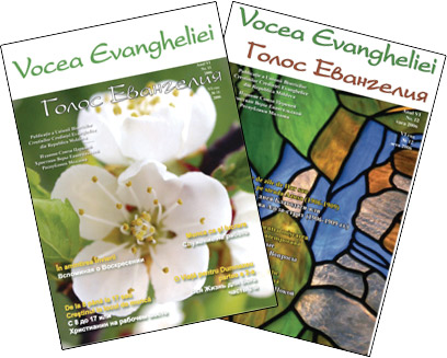 Revista Revista Vocea Evangheliei