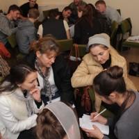 Seminare organizate de misiunea «Agape»